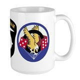 1-506th Infantry Vietnam 15 Ounce Mug 2