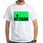 The Hitman White T-Shirt
