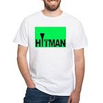 The Hitman White T-Shirt