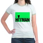 The Hitman Jr. Ringer T-Shirt