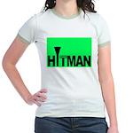 The Hitman Jr. Ringer T-Shirt