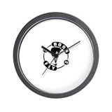 Born 2 Fly Wall Clock
