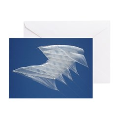 White Sutton Greeting Cards (Pk of 10)