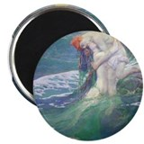 Pyle's Mermaid Magnet