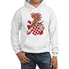 Croatia Coat of Arms (1800's) Hoodie