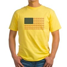 Original Motorcycle Flag T