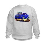 Chrysler 300 Blue Car Jumper Sweater