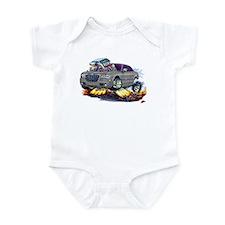 Chrysler 300 Silver/Grey Car Infant Bodysuit