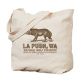 La Push Wolf Preserve Tote Bag