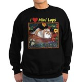 I heart Mini Lops Sweatshirt