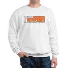 Cool King features Sweatshirt