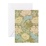 Chrysanthemum Greeting Cards (Pk of 10)