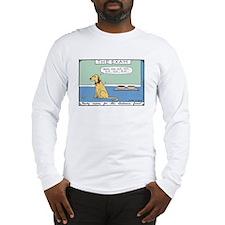 dog exam Long Sleeve T-Shirt