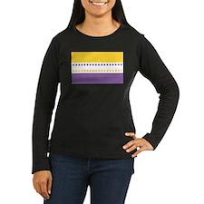 Nineteenth Amendment Flag T-Shirt