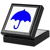 Umbrella Keepsake Box