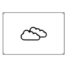 Clouds - Weather Banner