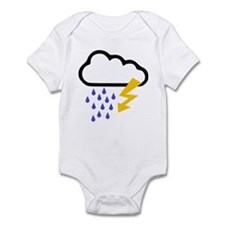 Thunderstorm - Weather Infant Bodysuit