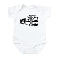 Train - Subway Infant Bodysuit
