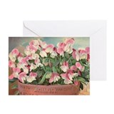 Sweet Pea Greeting Cards (Pk of 10)