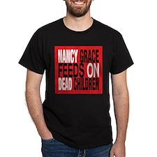 Nancy Grace Feeds on Dead Chi T-Shirt