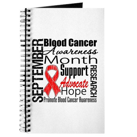 Blood Cancer Month v2 Journal