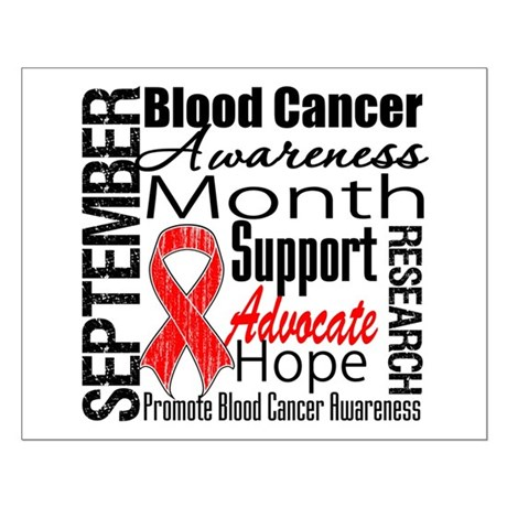 Blood Cancer Month v2 Small Poster