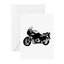 Motorbike Greeting Cards (Pk of 20)