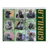 Apes Wall Calendars