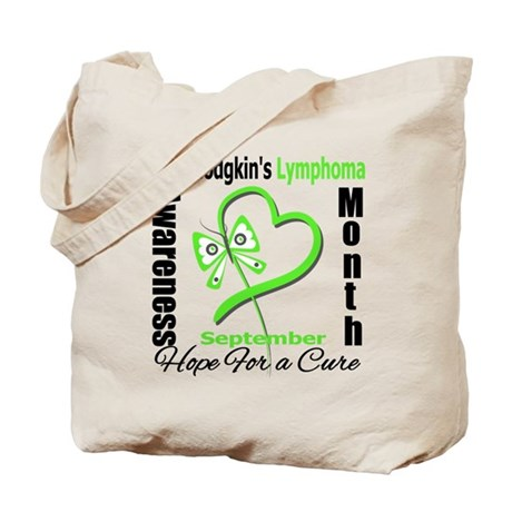 NonHodgkinsAwarenessMonth Tote Bag