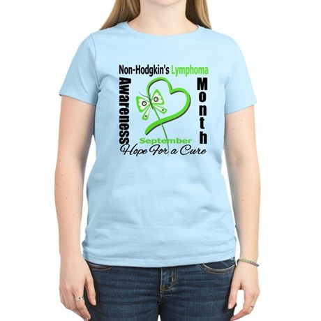 NonHodgkinsAwarenessMonth Women's Light T-Shirt