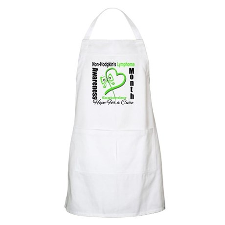 NonHodgkinsAwarenessMonth BBQ Apron