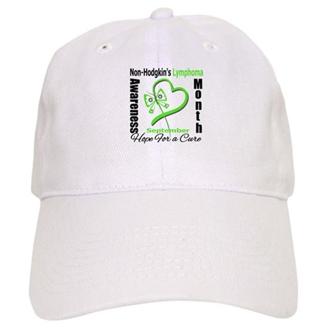 NonHodgkinsAwarenessMonth Cap