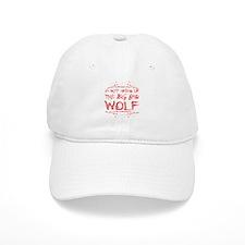 Big Bad Wolf Baseball Cap