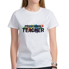Preschool Teacher Tee