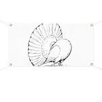 Fantail Pigeon Banner