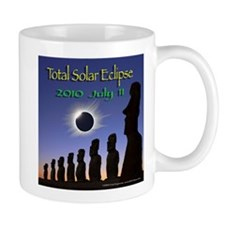 2010 Total Solar Eclipse 2 - Small Mugs