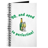 90, Aged To Perfection Journal