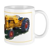 Tractor pulling Mug