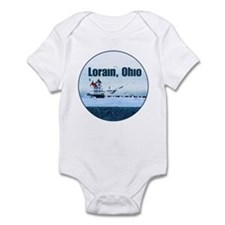 The Lorain, Ohio Infant Bodysuit
