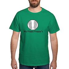 2-flippy floppys T-Shirt