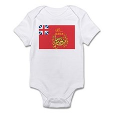 Proctor's First Battalion Fla Infant Bodysuit