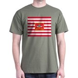 Sheldon's Horse Flag T-Shirt