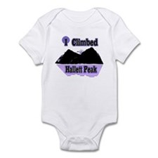 I Climbed Hallett Peak Infant Bodysuit