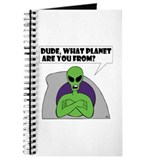 ALIENS and UFO's #3 Journal