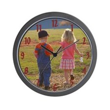 Sam & Sammy Wall Clock