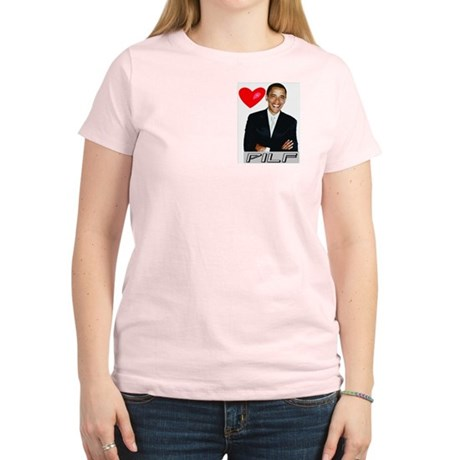 PILF: Obama Women's Light T-Shirt