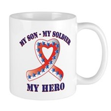 Son, Soldier and Hero Mug