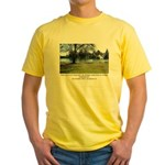 Jorba Pegasus Yellow T-Shirt