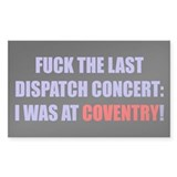 Coventry Decal