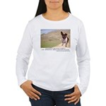 Giant Chupacabra Women's Long Sleeve T-Shirt